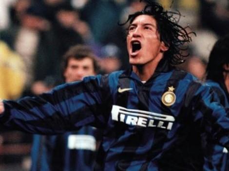 Cuando Zamorano y el Inter arrollaron al Real Madrid
