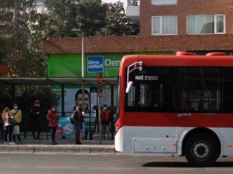 ¿Hasta qué hora funciona el Metro y las micros en Santiago este miércoles?