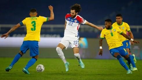 Ben Brereton tendrá su revancha con la selección chilena en las fechas de octubre por Eliminatorias Qatar 2022