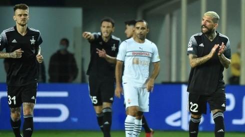 Sheriff consigue un sólido triunfo en la fase de grupos de Champions League