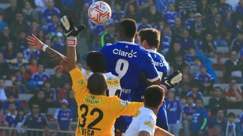 Junior Fernandes se ilusiona con jugar ante Colo Colo