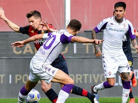 ¿Cuándo y a qué hora juega Genoa ante Fiorentina por la Serie A?