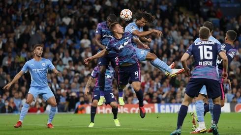 El City de Guardiola golea en la Champions League