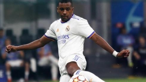 Rodrygo marcó el único gol del partido entre Real Madrid e Inter de Milán