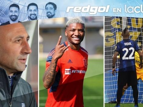 Fiestas Patrias con fútbol en RedGol en La Clave