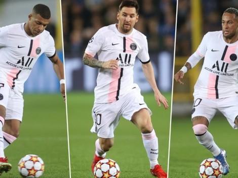 """""""El PSG es más débil con Messi, Neymar y Mbappé"""""""