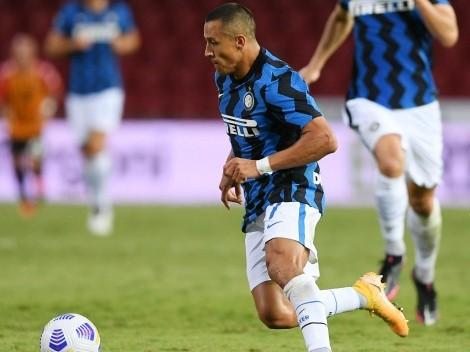 Horario: Inter espera el retorno de Alexis en duelo de chilenos con el Bologna