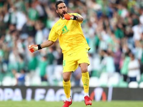 Betis con Bravo da vuelta un partido descomunal en la Europa League