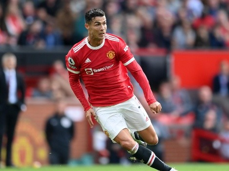 ¿Cuándo juega Cristiano Ronaldo con Manchester United?