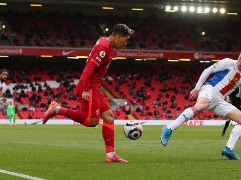¿Cuándo y a qué hora juega Liverpool vs Crystal Palace por la Premier?