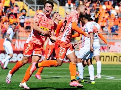 "Euforia en Cobreloa: ""Estos jugadores van a dejar la vida"""