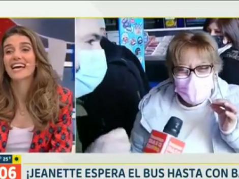 María Luisa Godoy vive hilarante momento por chiste en doble sentido