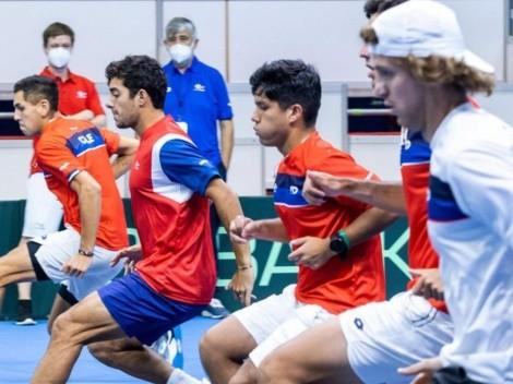 Copa Davis | ¿Qué pasa si Chile pierde la serie con Eslovaquia?