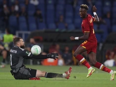 Roma con todo en la Conference League: golea al CSKA Sofía