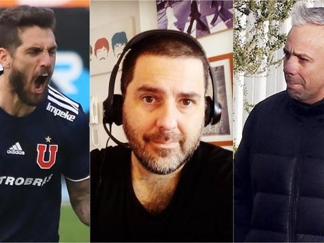 Cristian Arcos carga a Felicevich por la no renovación de Larrivey