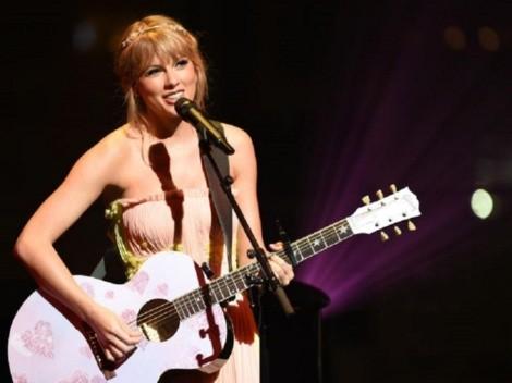 ¡Paren todo! Taylor Swift acaba de estrenar su versión de Wildest Dreams
