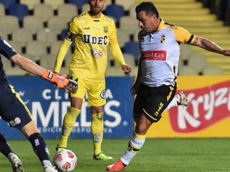 Coquimbo recupera el liderato con un jugadón de Paredes