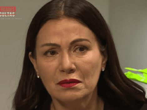 Solange Lackington se refiere a la dramática escena de Rocío y Benjamín