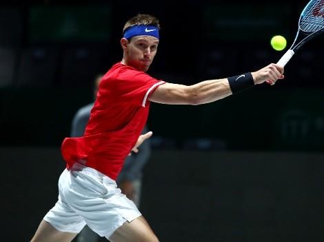 En vivo: Jarry busca estirar la ventaja en Copa Davis
