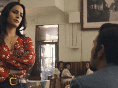 Fernanda Urrejola entrega detalles de su papel en Cry Macho