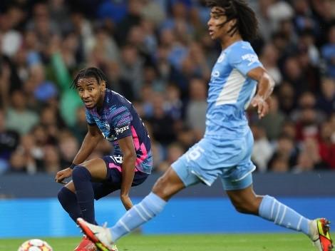 Aké del City revela dura confesión antes de gol en Champions