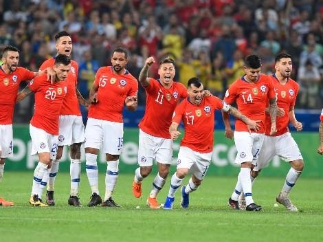 Los tres equipos que más representaron a la selección chilena