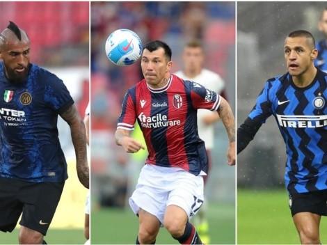 Inter de Vidal y AS7 busca volver al triunfo ante Medel y Bologna