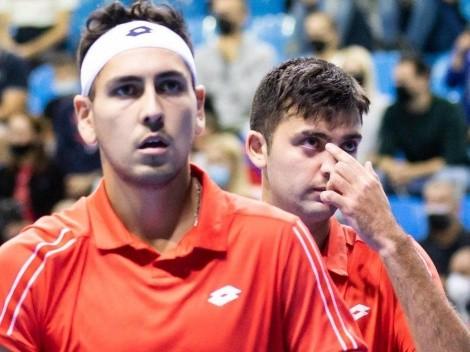 ¿Qué se viene para Chile ahora en la Copa Davis?