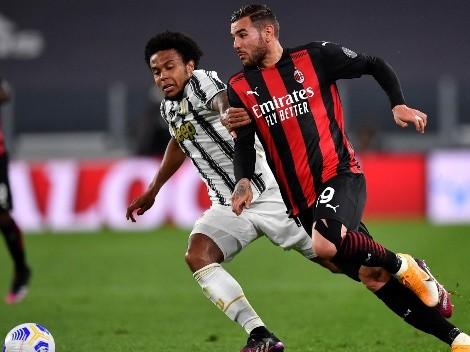Juventus y AC Milán animan el Derby dei Campioni