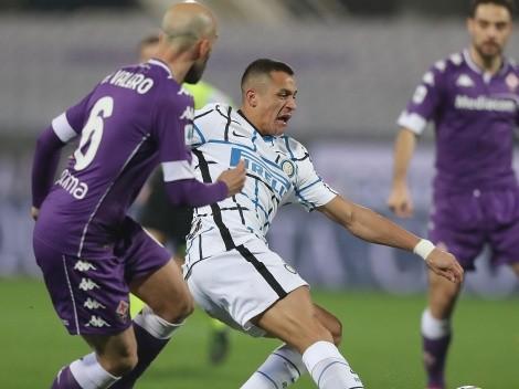 ¿Cuándo juega Inter con Fiorentina por la próxima fecha del Calcio?