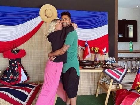 Luis Jiménez festeja con juegos típicos nacionales