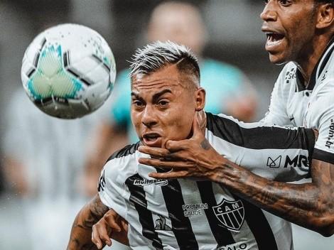 Edu Vargas rumbo a ser el mejor chileno de 2021
