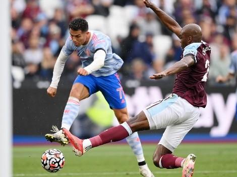 Gol de CR7 y penal atajado por De Gea en triunfo del United