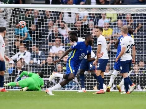 Todo bien para el Chelsea: Arrolla al Tottenham y es puntero