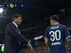 El extraño consejo de Ruggeri a Pochettino por culpa de Messi
