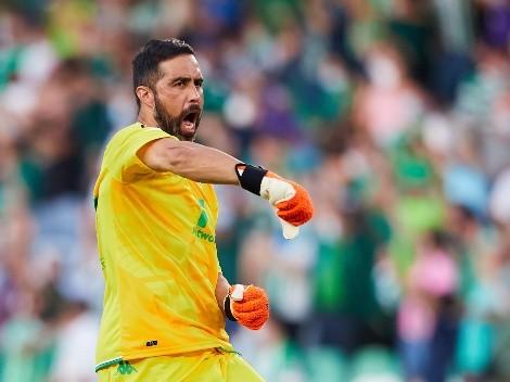 Pellegrini ratifica titularidad de Bravo en el Betis