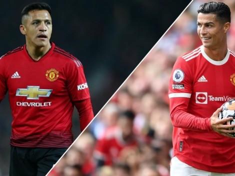 Medio inglés destaca que CR7 iguala registro goleador de Alexis