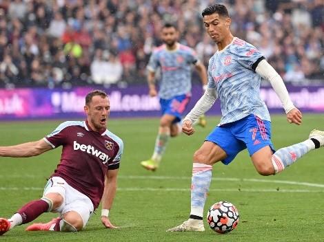 Horario: Manchester United busca otro triunfo ante West Ham en Inglaterra
