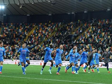 Con golazo del Chuky Lozano, Napoli triunfa y es líder absoluto