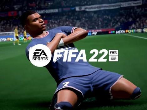 ¿Qué pasa con la demo gratuita de FIFA 22?