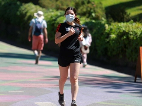 Revisa los mejores lugares para el running en la Región Metropolitana