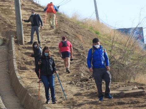 ¿Dónde hacer Trekking en la Región Metropolitana?