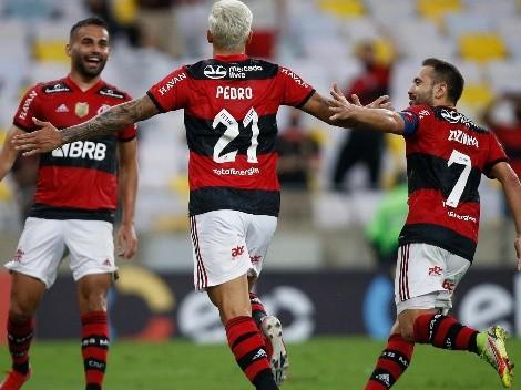 Flamengo de Mauricio Isla va por el primer golpe ante Barcelona de Ecuador
