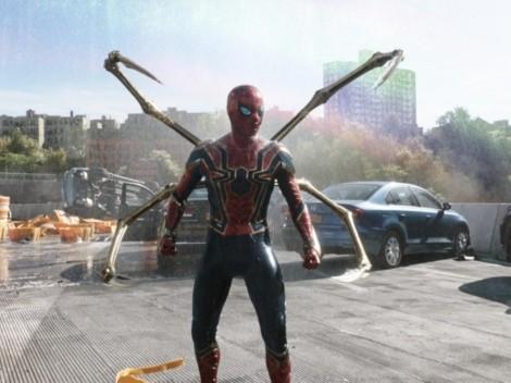 ¿Cuándo se estrena Spider-Man No Way Home?
