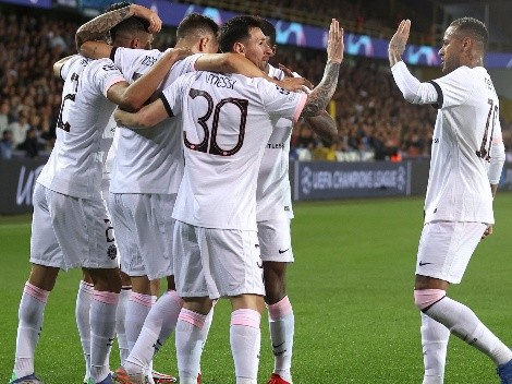 PSG sin Lionel Messi visitará al Metz por una nueva jornada de la Ligue 1