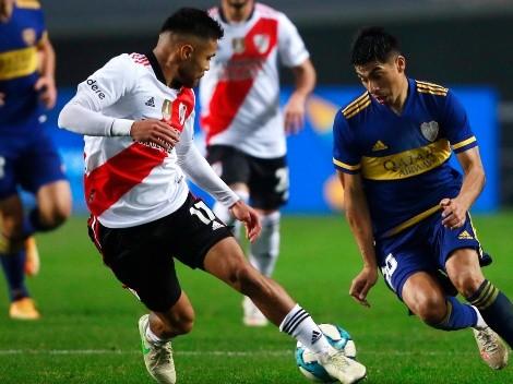El público vuelve en Argentina para el clásico Boca vs River