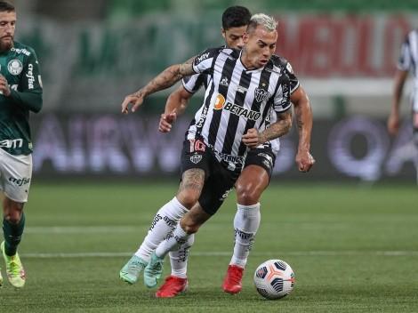 Edu Vargas y el Mineiro ponen medio pie en la final de Copa Libertadores