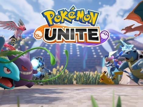 Novedades de Pokemón Unite en su lanzamiento para celulares