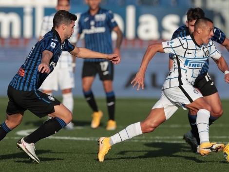 ¿Cuándo juega Inter vs Atalanta por la Serie A?