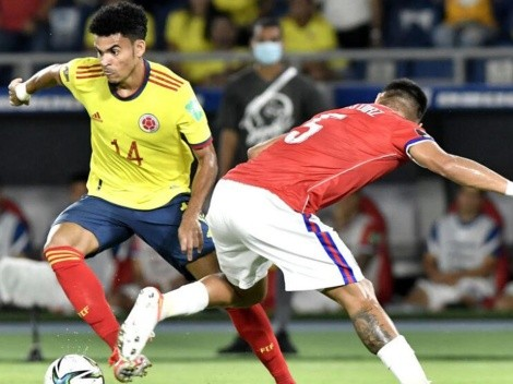 Colombiano que brilló ante Chile es pretendido por el Bayern Munich